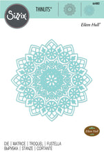 Load image into Gallery viewer, Sizzix Thinlits Die - Mandala (664882)