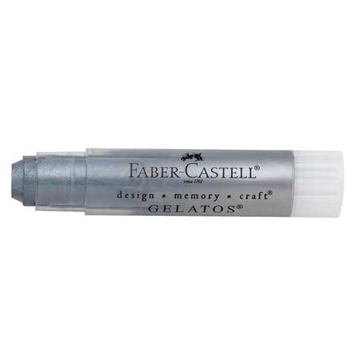 Faber-Castell Gelatos: Silver Ice