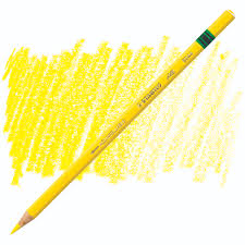 Stabilo Aquarellable Pencil - Yellow 8044