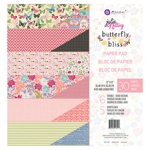 Prima Marketing Julie Nutting Butterfly Bliss 12