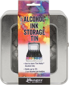 Tim Holtz Alcohol Ink Storage Tin (TAC58618)