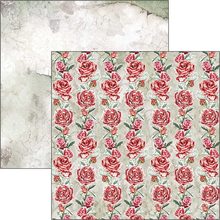 "Load image into Gallery viewer, Ciao Bella 6"" x 6"" Paper Pad - Frozen Roses"
