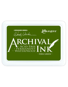Wendy Vecchi Designer Series Archival Ink - Fern Green: AID38962