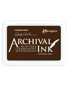 Wendy Vecchi Designer Series Archival Ink - Potting Soil: AID38979