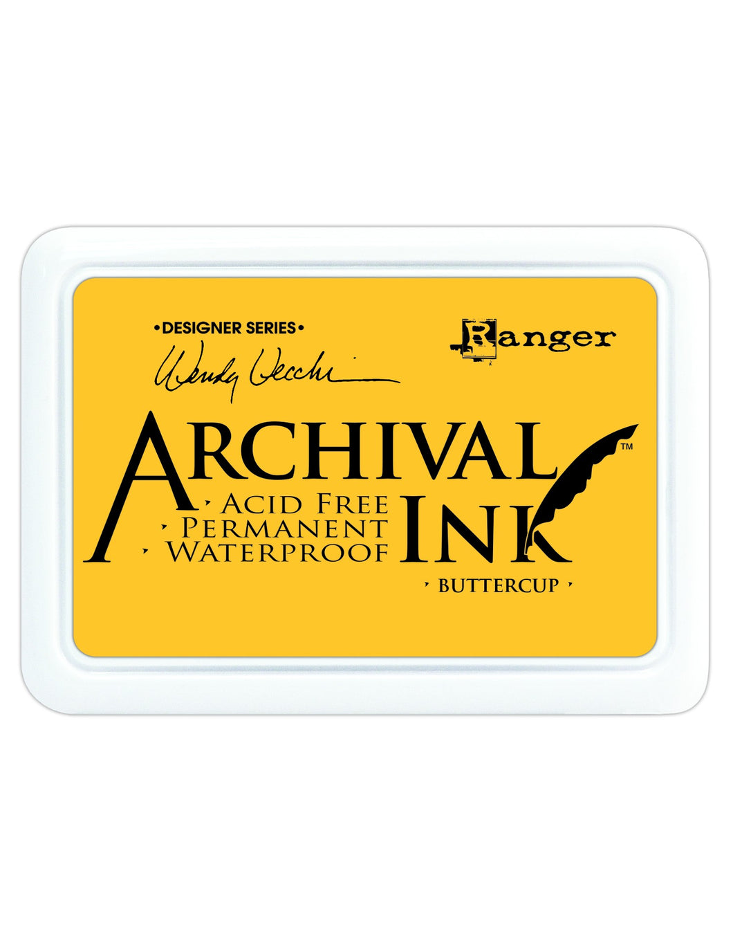 Wendy Vecchi Designer Series Archival Ink - Buttercup: AID45632