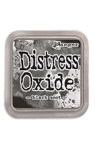Tim Holtz Distress Oxide Ink Pad Black Soot (TDO55815)