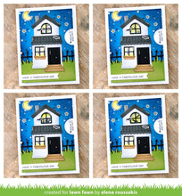 Load image into Gallery viewer, LawnFawn Lawn Cuts Dies- Reveal Wheel Templates: Build-A-House (LF2041)