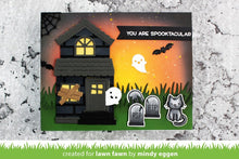 Load image into Gallery viewer, LawnFawn Lawn Cuts Dies- Build-A-House Halloween Add-On (LF2047)