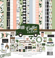Load image into Gallery viewer, Echo Park Paper Co. Collection Kit - Coffee and Friends (CF230016)