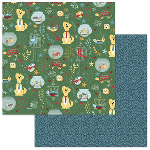 Photoplay 12X12 Collection Kit - Cooper & Friends by Becky Fleck (CF2397)