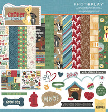 Load image into Gallery viewer, Photoplay 12X12 Collection Kit - Cooper & Friends by Becky Fleck (CF2397)