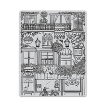 Load image into Gallery viewer, Hero Arts Flower Shop Background Cling Stamp (CG828)