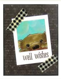 Impression Obsession Clear Rubber Stamp Set - Warm Wishes (CL879)
