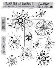 Load image into Gallery viewer, Stampers Anonymous Tim Holtz Collection - Retro Flakes (CMS417)