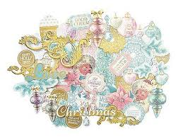 Kaisercraft Collectables Die Cut Shapes - Christmas Wishes (CT862)