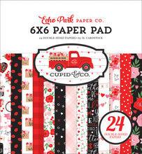 Load image into Gallery viewer, Echo Park Paper Co. 6X6 Paper Pad - Cupid & Co. Collection (CF227023)
