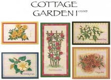 Load image into Gallery viewer, Punch Blossoms by Susan Tierney-Cockburn Designs - Cottage Garden 1