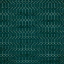 "Load image into Gallery viewer, Kasiercraft 12"" x 12"" Scrapbook Paper - Emerald Eve Collection - Rejoice (P2967)"