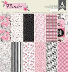 Authentique - Collection Kit - Flawless (FLA009)