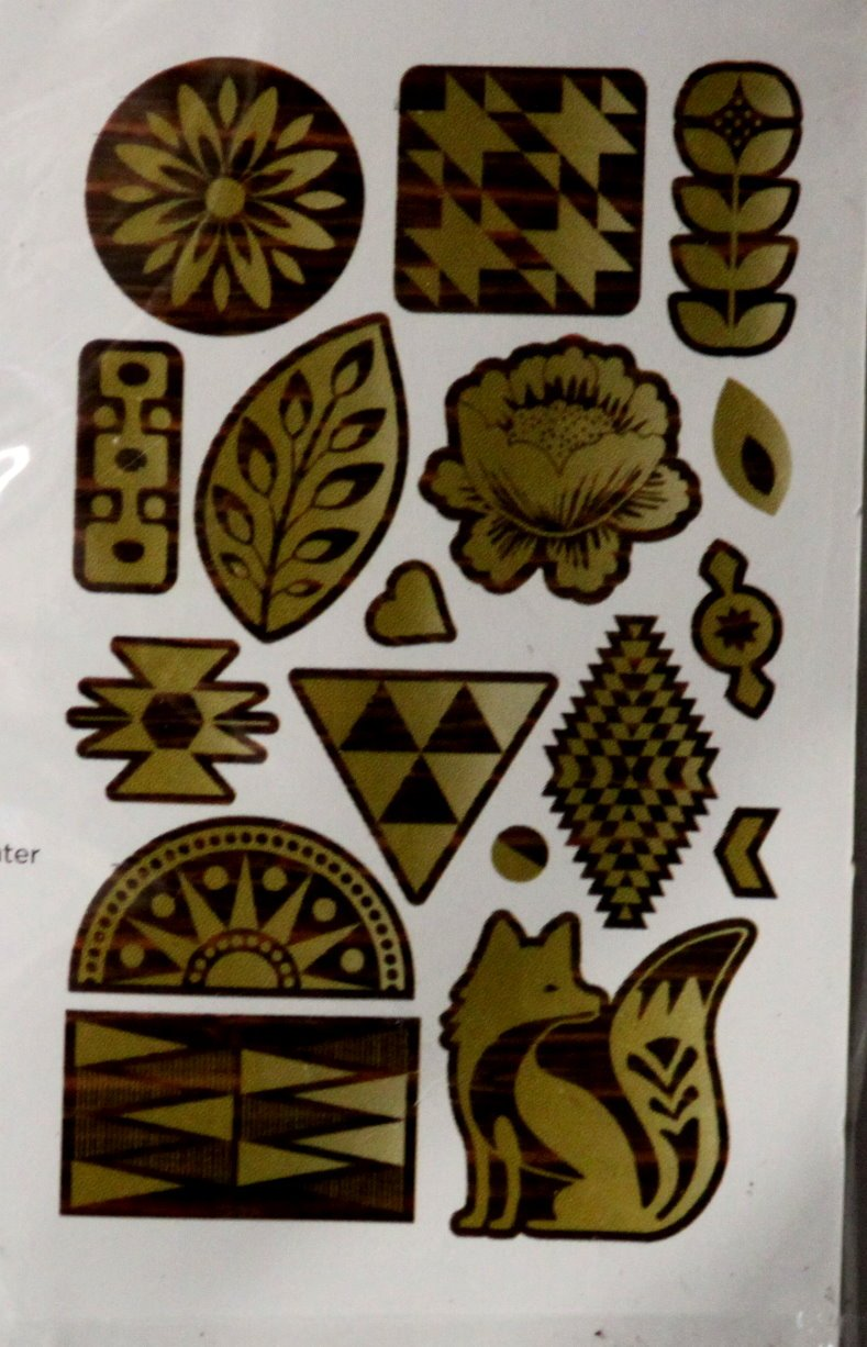 BasicGrey Wood Die Cuts - Grand Bazaar (GRD-4639)