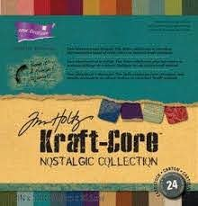 ColorCore Cardstock - Tim Holtz Kraft-Core Nostalgic Collection (GX-1920-00)