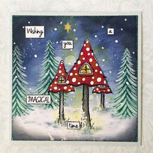 Load image into Gallery viewer, PaperArtsy Eclectica3 Stamp Set by Kay Carley - Magical Time (EKC43)