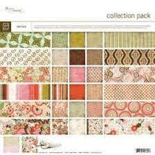 "BasicGrey 12"" x 12"" Collection Pack - Infuse (INF-845)"