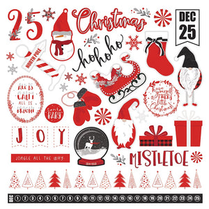 Photoplay 12x12 Collection Kit - Kringle & Co. by Traci Smith (KRG9520)