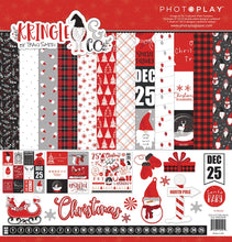 Load image into Gallery viewer, Photoplay 12x12 Collection Kit - Kringle & Co. by Traci Smith (KRG9520)