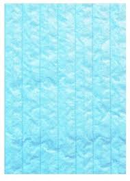 Inky Antics Rubber Stamps Honeycomb Paper Pad - Light Blue (HCP-BLU)