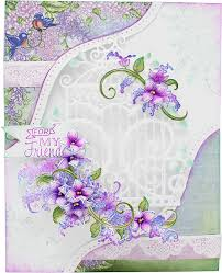 Heartfelt Creations Card Kit - Lush Lilac - HCCK1-393 - RETIRED