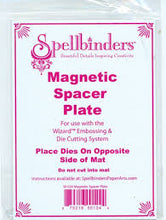 Load image into Gallery viewer, Spellbinders Magnetic Spacer Plate (W-024)