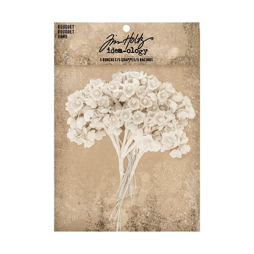 Tim Holtz Idea-ology Bouquet (TH93569)