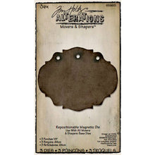 "Load image into Gallery viewer, Sizzix Movers & Shapers 3 Punches 1/4"" by Tim Holtz (656651) Retired"