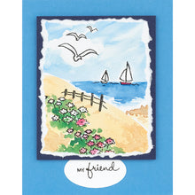 Load image into Gallery viewer, Stampendous! Fran's Clear Stamps - Scenic Sampler PCS (SSC2001)