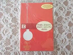 Studio G Cards & Envelopes Kits - Christmas - You Pick Your Style (Retired)