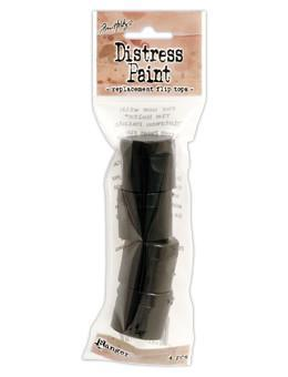 Tim Holtz Distress Paint Replacement Flip Tops (TDA49173)