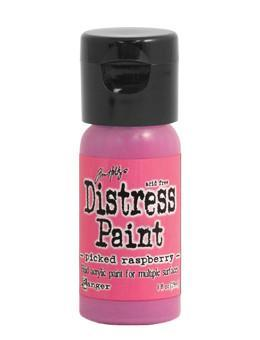 Tim Holtz Distress Paint Picked Raspberry (TDF53163)