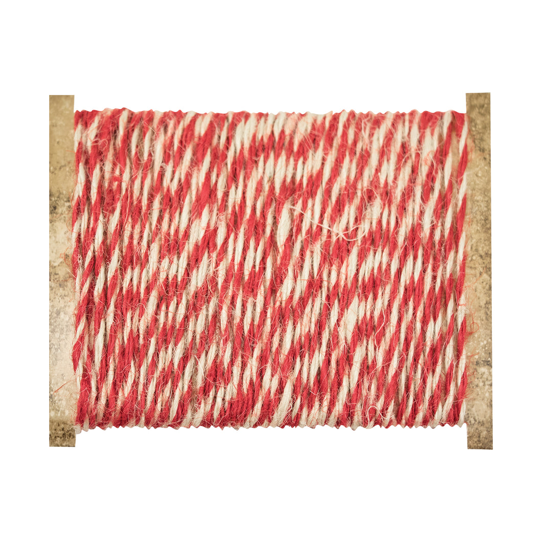Tim Holtz Idea-ology: Jute String- Christmas TH93344