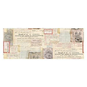 Tim Holtz Idea-ology- Collage Paper- Document (TH93951)