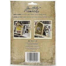 Tim Holtz idea-ology Fabric Journal - TH94029