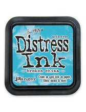 Load image into Gallery viewer, Tim Holtz Distress Ink Pad Broken China (TIM21414)
