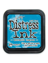 Load image into Gallery viewer, Tim Holtz Distress Ink Pad Mermaid Lagoon (TIM43256)