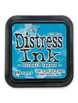 Tim Holtz Distress Ink Pad Mermaid Lagoon (TIM43256)