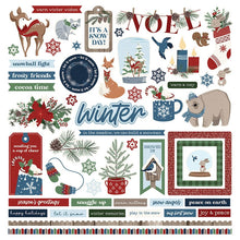 Load image into Gallery viewer, Photoplay Paper 12x12 Collection Pack Winter Memories by Becky Moore (WNT2465)