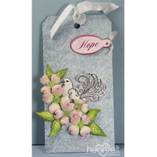 Load image into Gallery viewer, Heartfelt Creations Craft Dies- Flowering Dogwood & Doves