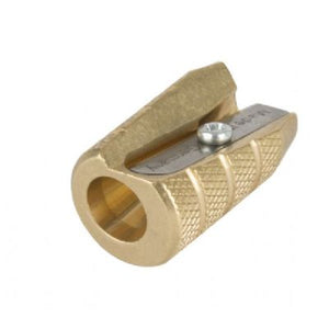 Brass Bullet Pencil Sharpener (9866)