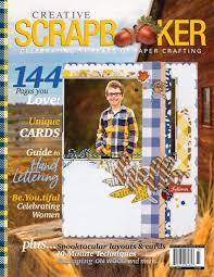 Creative Scrapbooker Fall 2017 (2527428465)