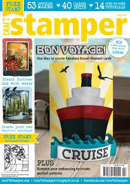 Craft Stamper July 2014 (CS0714)