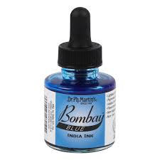 Bombay India Ink- Blue (5BY)